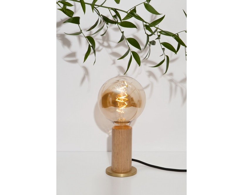 Tala - Touch Lampvoet - Walnoot - 2