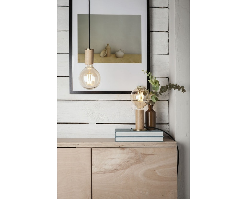 Tala - Touch Lampvoet - Walnoot - 3