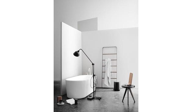 Menu - Towel Ladder handdoekhouder - zwart - 4