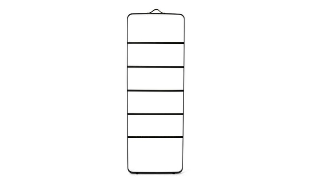 Menu - Towel Ladder handdoekhouder - zwart - 1