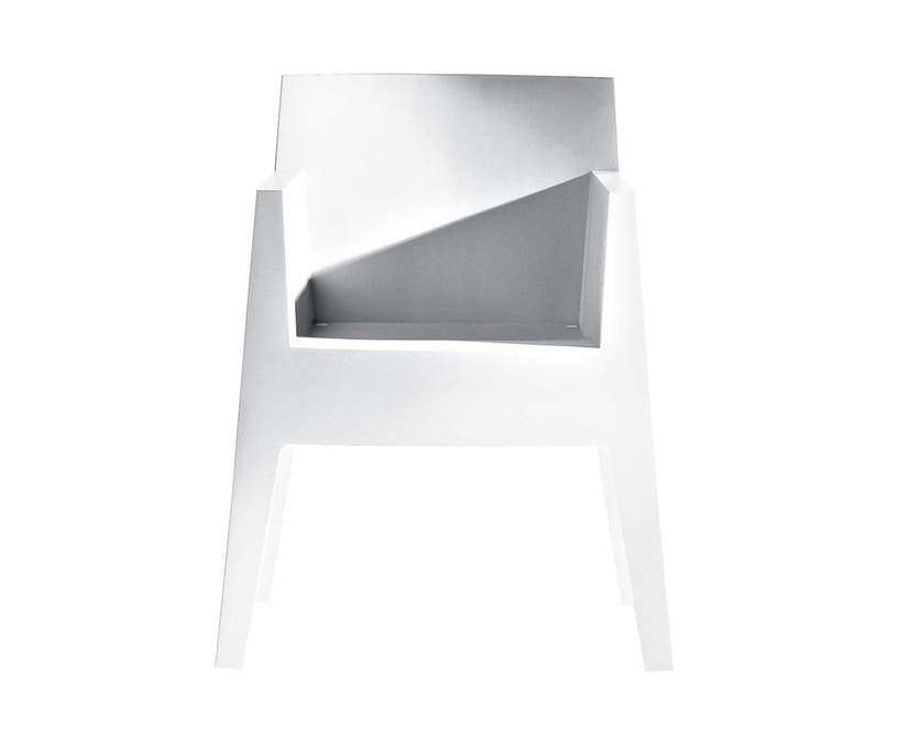 Driade - Fauteuil Toy - blanc - 0