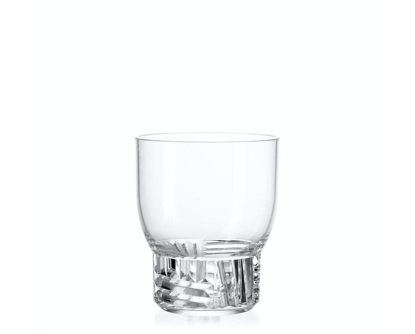 Kartell - Trama - Wasserglas - kristall - 2