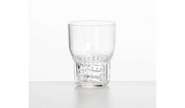 Kartell - Trama - Weinglas - glashelder - 1