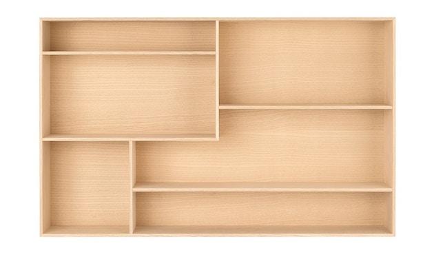 Schönbuch - Treasure Box Setzkasten - .161 Esche - sechs Fächer - 1