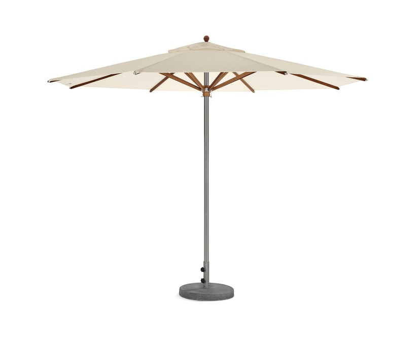 Weishäupl - Trend parasol S - Acryl natur - 1