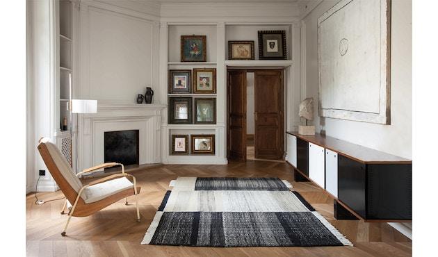 Nanimarquina - Tres Teppich - schwarz - 170 x 240 cm - 6