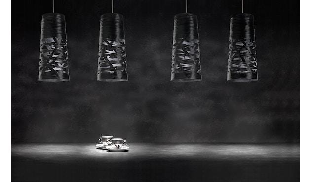 Foscarini - Tress Hängeleuchte - mini - greige - 1