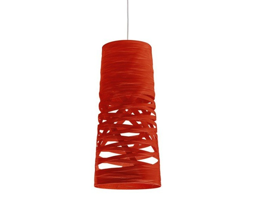 Foscarini - Suspension Tress - 2505 greige - halogène - non dimmable - mini Ø20 x 43 cm - 0