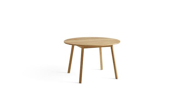 HAY - Triangle Leg Tisch rund - Eiche geölt - 1