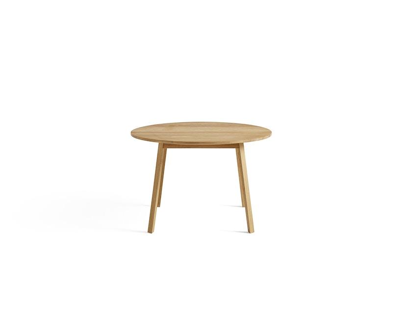 HAY - Triangle Leg Tisch rund - Eiche geölt - 3