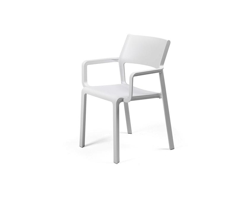 Nardi - Trill Armlehnstuhl - weiß - 1