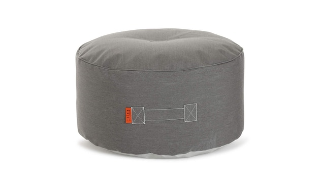 TRIMM Copenhagen - Tiny Moon Hocker, grey - 1