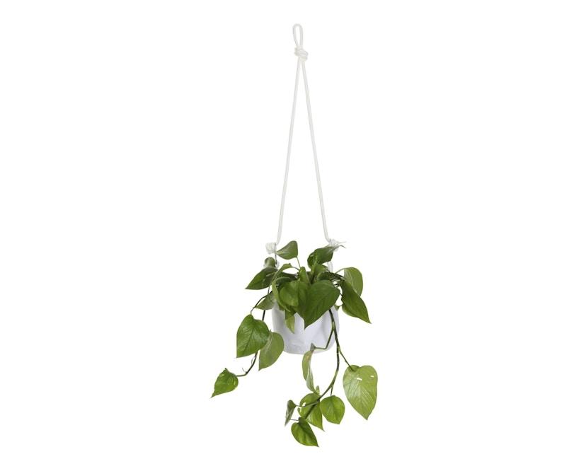 TRIMM Copenhagen - Single Flowerpot - wit - 3