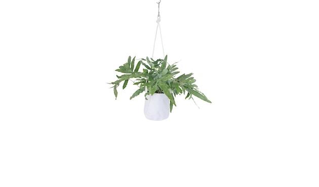 TRIMM Copenhagen - Single Flowerpot - wit - 4