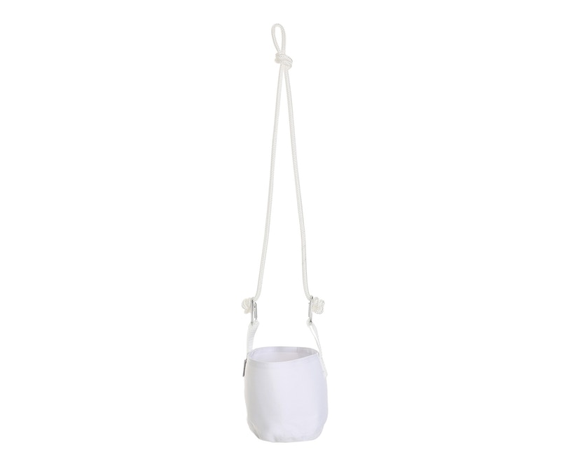 TRIMM Copenhagen - Single Flowerpot, white - 1