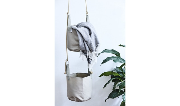 TRIMM Copenhagen - Vertical Soft Pot Set, grey - 1