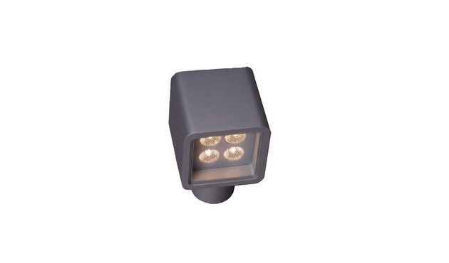 Trizo21 - Code Wall OUT Außenwandleuchte LED - grau - 1