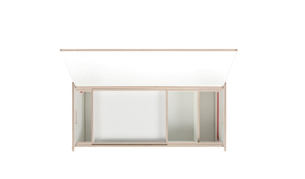 Moormann - Coffre Trude - S - blanc (MDF) - 8
