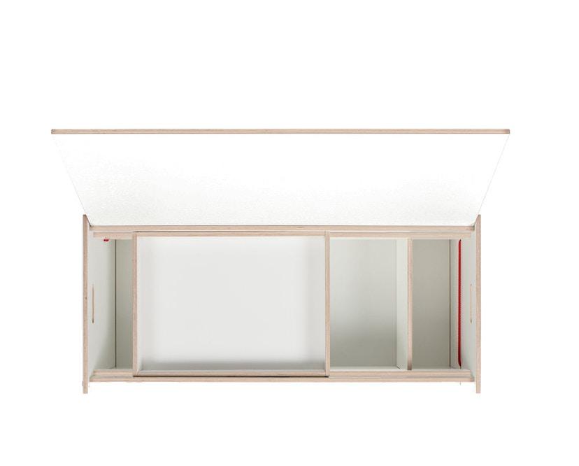 Moormann - Trude Truhe - klein - weiß - 8