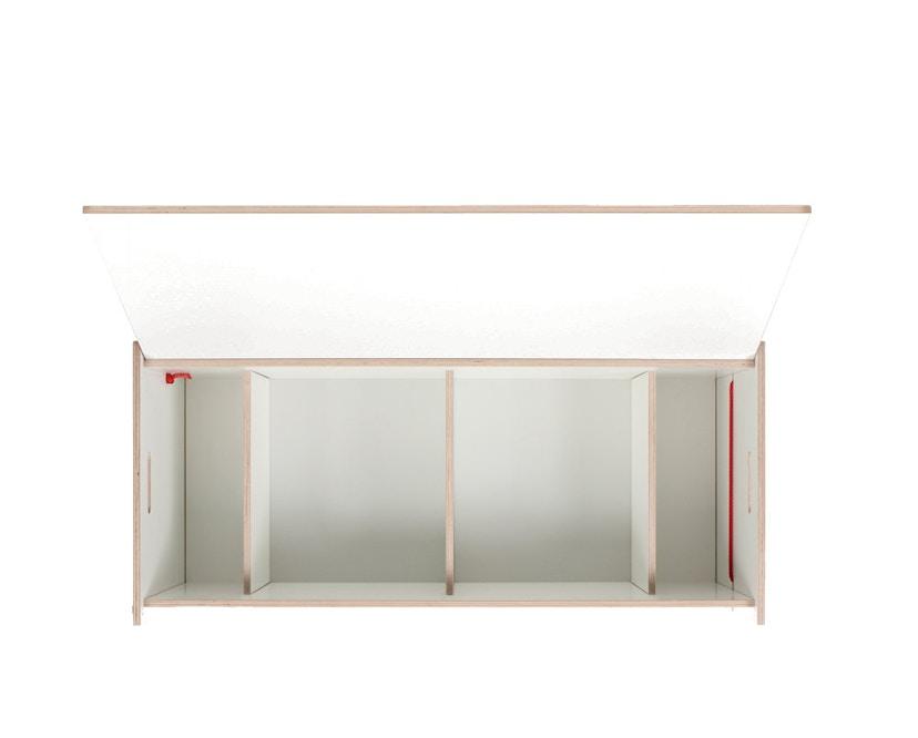 Moormann - Coffre Trude - S - blanc (MDF) - 7