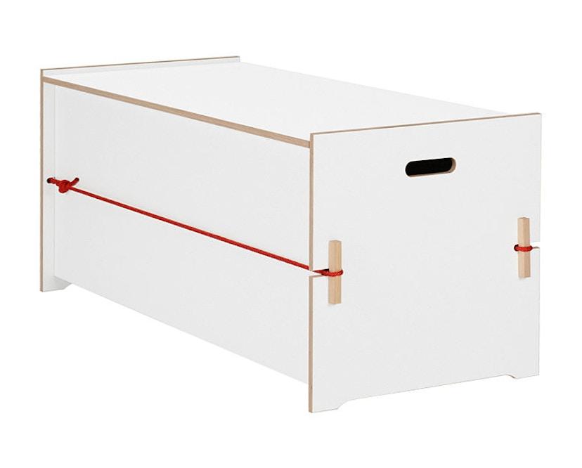 Moormann - Coffre Trude - S - blanc (MDF) - 5