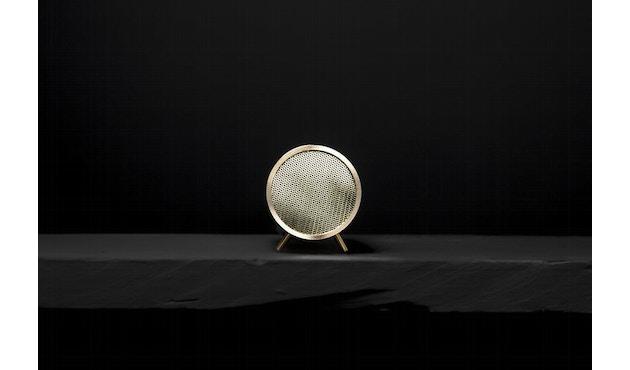 LEFF amsterdam - Tube Audio Lautsprecher - Edelstahl - 5