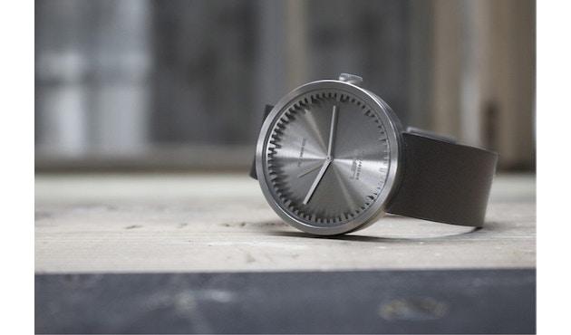 LEFF amsterdam - Tube Watch S42 Armbanduhr - schwarz - 7