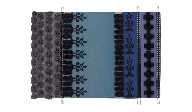 Gan - Tumbuctú vloerkleed - 170 x 240 cm - kleurrijk - 0