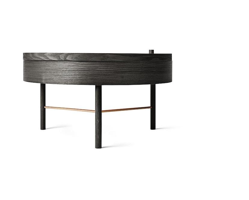Menu - Turning Table Beistelltisch - Esche schwarz - 2