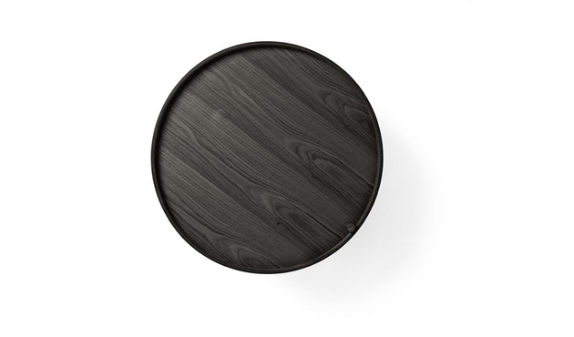 Menu - Turning Table Beistelltisch - Esche schwarz - 5