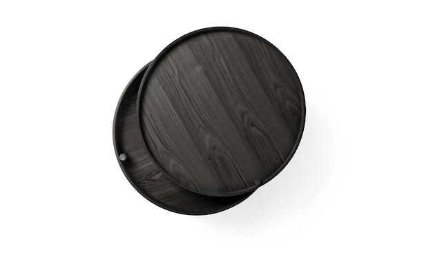 Menu - Turning Table Beistelltisch - Esche schwarz - 6
