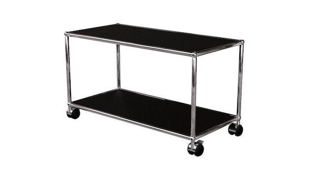 USM Haller - TV / HiFi meubel - S - 30 grafietzwart - 0