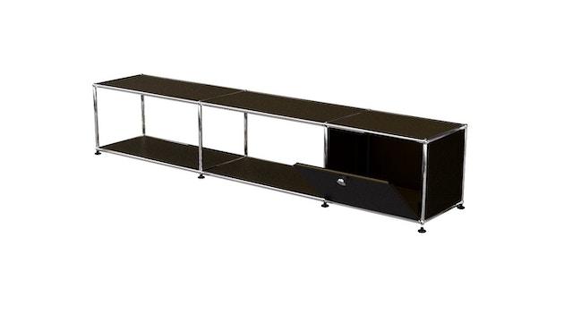 USM Haller - TV Lowboard - braun - 1