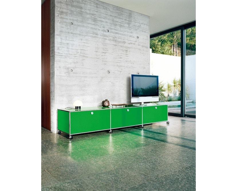 USM Haller - TV Lowboard - 30 grafietzwart - 4