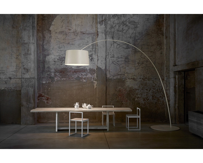 Foscarini - Twice as Twiggy Stehleuchte - bianco - 2