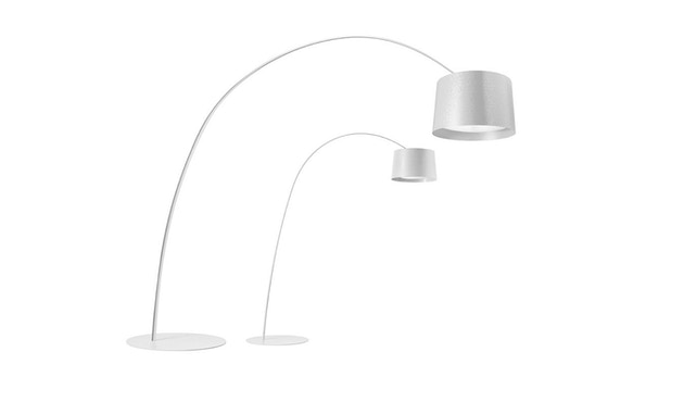 Foscarini - Twice as Twiggy Stehleuchte - bianco - 1