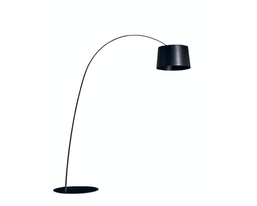 Foscarini - Twiggy Stehleuchte - LED - schwarz - 1