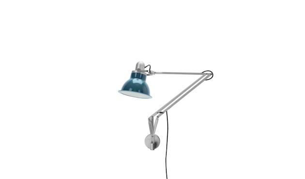 Anglepoise - Type 1228™ bureaulamp - met muurbeugel - ocean blue - 2