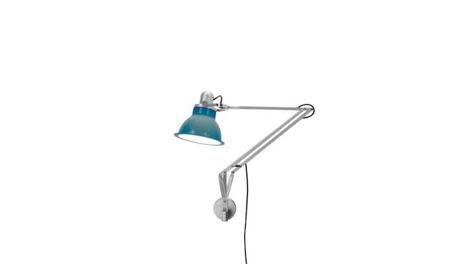 Anglepoise - Type 1228™ bureaulamp - met muurbeugel - ocean blue - 3