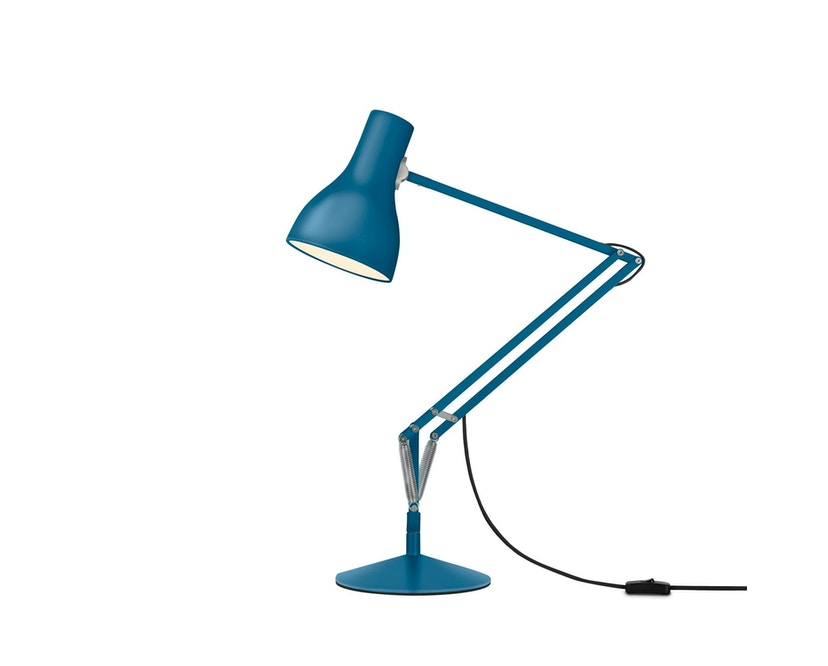 Anglepoise - Type 75™ Margaret Howell Special Edition - saxon blauw - 1