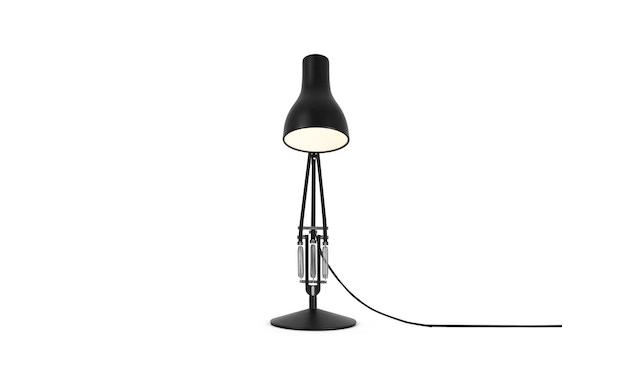 Anglepoise - Type 75™ Schreibtischleuchte - LED - jet schwarz - mit Fuß - 4