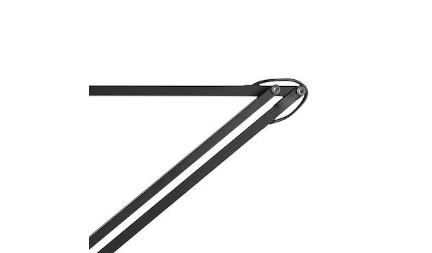 Anglepoise - Type 75™ Schreibtischleuchte - LED - jet schwarz - mit Fuß - 6