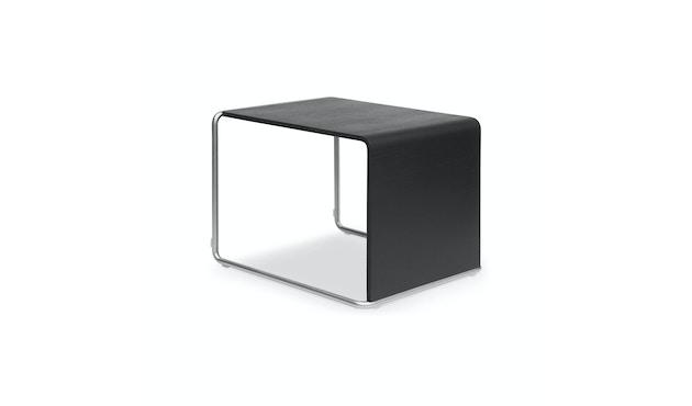 Ueno Couchtisch/Hocker - schwarz