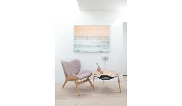 UMAGE - A Conversation Piece Sessel - Eiche/staubrosa - 7