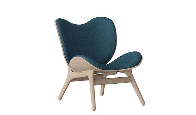 UMAGE - A Conversation Piece fauteuil - petrolblauw - Eik - 5