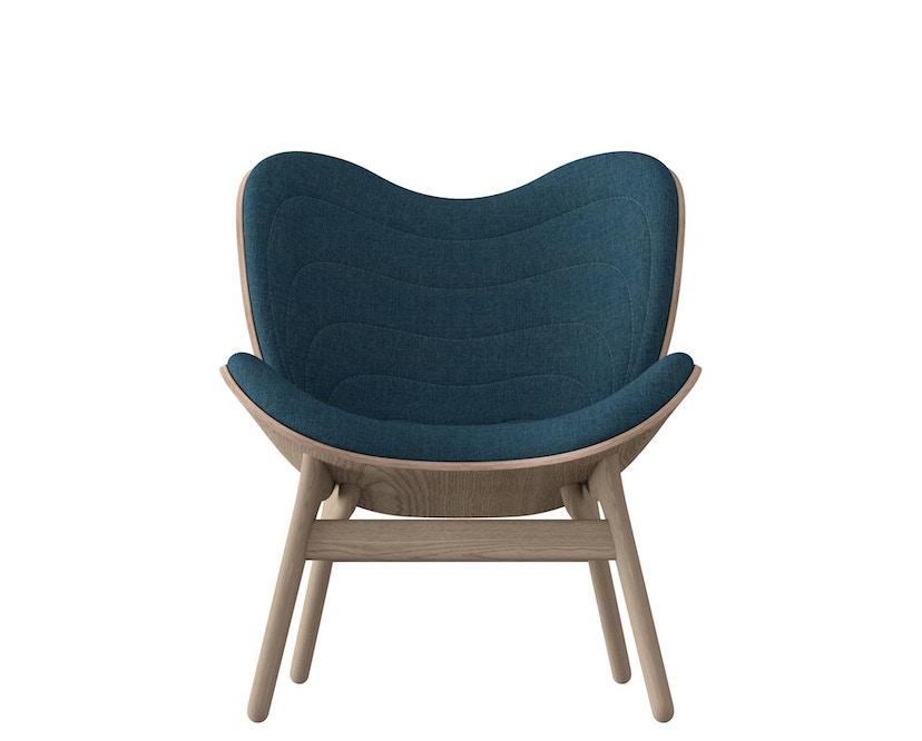 UMAGE - A Conversation Piece fauteuil - petrolblauw - Eik - 6