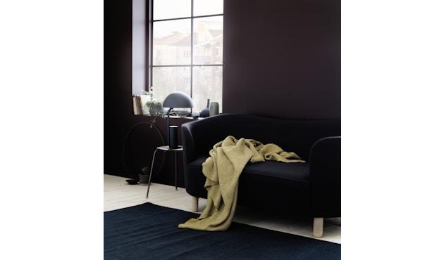Roros Tweed - Una Decke - blue - 2