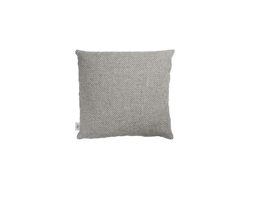 Roros Tweed - Una Kissen - grey - 1