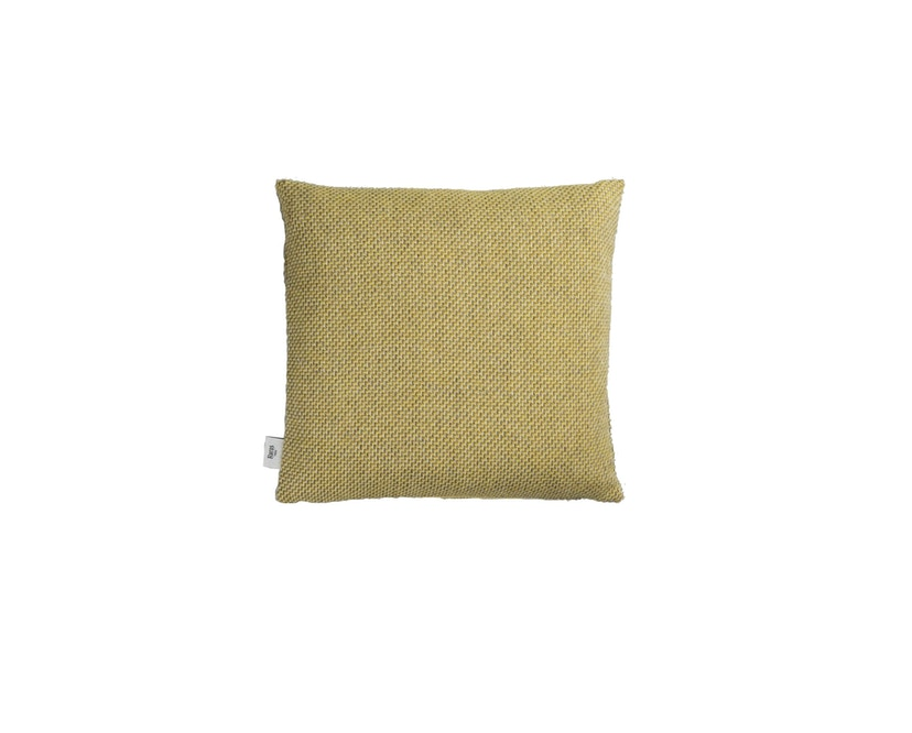 Roros Tweed - Una Kissen - ochre - 1
