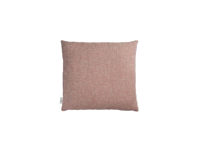 Roros Tweed - Una Kissen - light red - 1